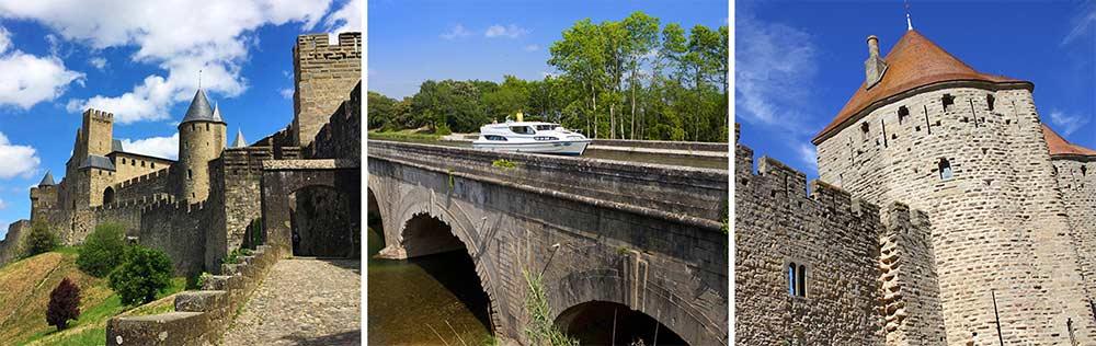 Patrimoine historique Canal du Midi