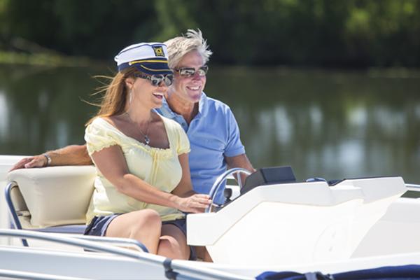 Croisières romantiques avec Le Boat