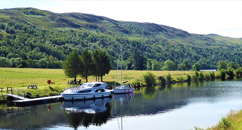 Le Boat - Scotland Boating Holidays