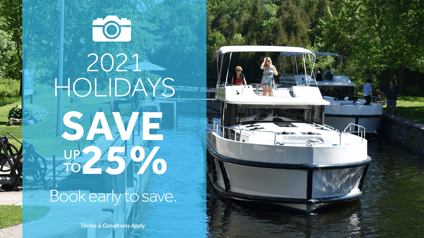 Le Boat - Go Boating with Confidence - Save up to 25%
