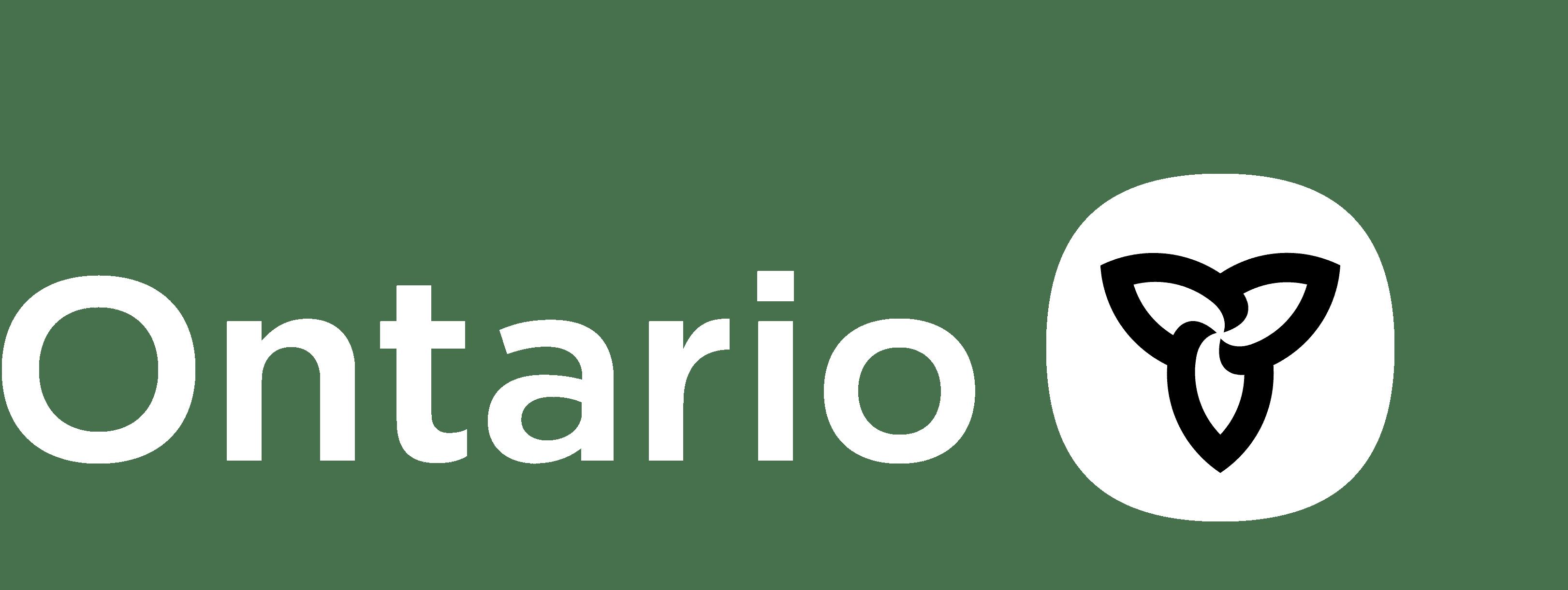 Financement fourni par le gouvernement de l'Ontario