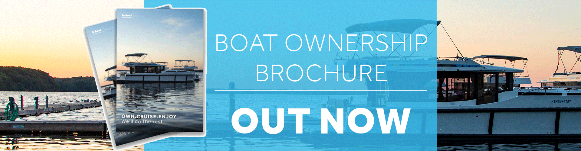 Le Boat - Boat Ownership Brochure