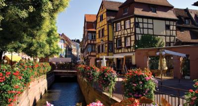 Croisière en Alsace