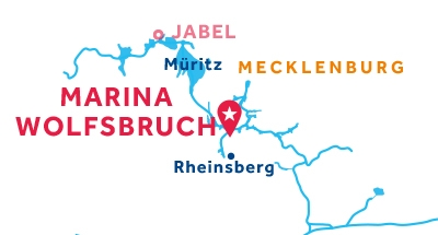 Marina Wolfsbruch base location map
