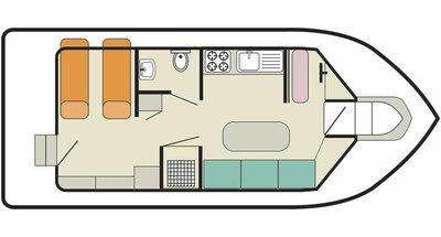 Cirrus A deckplan