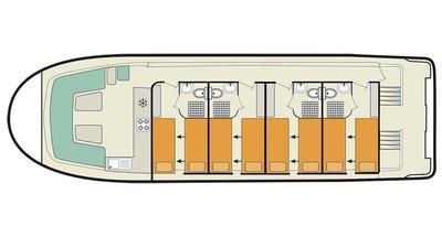 Vision 4 deckplan