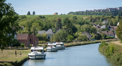 Bateaux Horizon sur la Loire