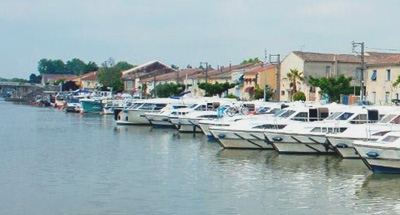 Base Le Boat en Camargue