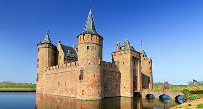 Château médiéval de Muiden