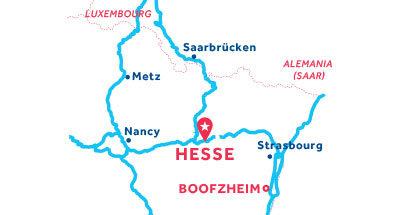Hesse Aller-retour