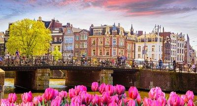Amsterdam, Hollande