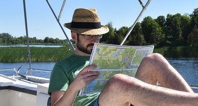 Guides de navigation pour planifier votre itinéraire