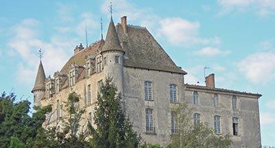Château du Hamel, Castets-en-Dorthe, Aquitaine