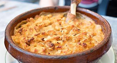 Cassoulet, la spécialité locale de Castelnaudary