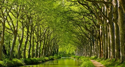 Week-end sur le Canal du Midi