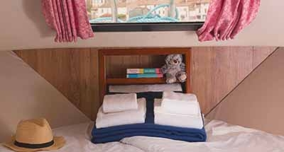 Cabines & Salles de bains du Nautilia