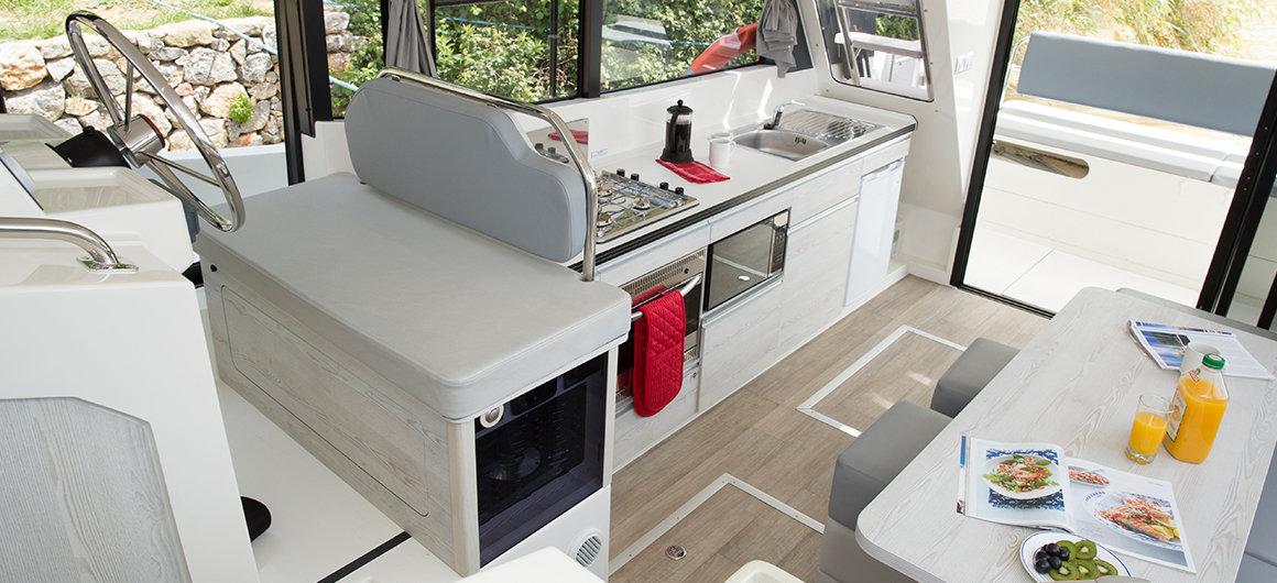 Horizon 3 - Salon & cuisine