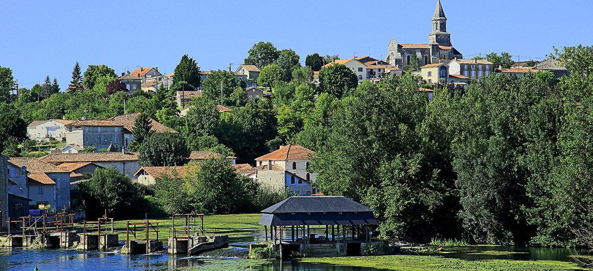 St Simeux, Charente