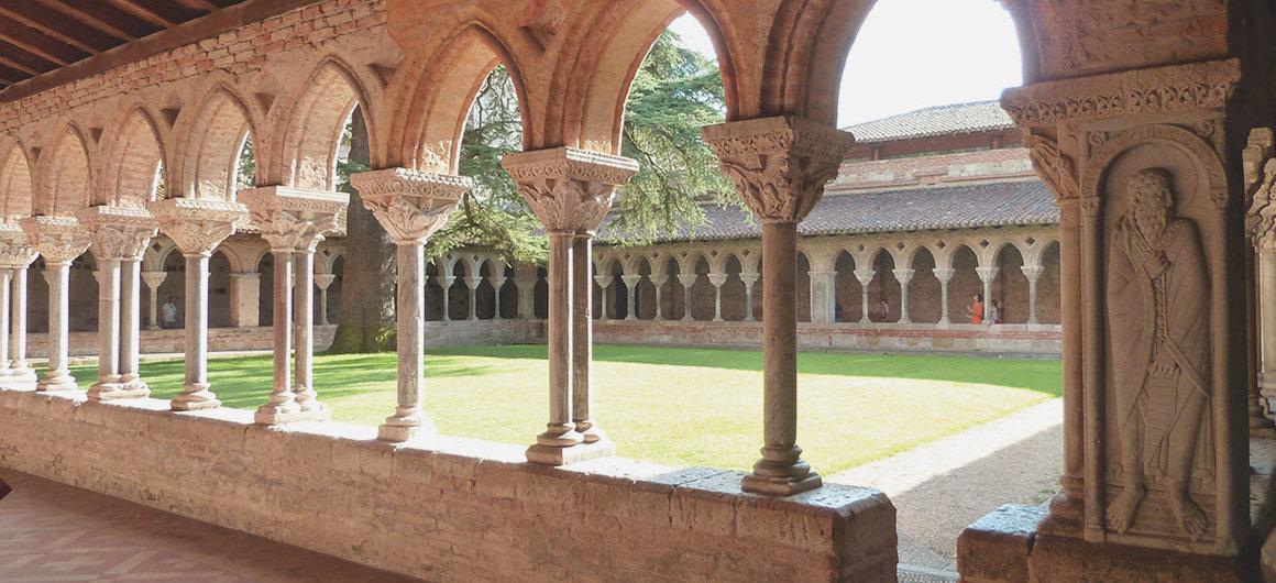 Moissac Abbey, Aquitaine