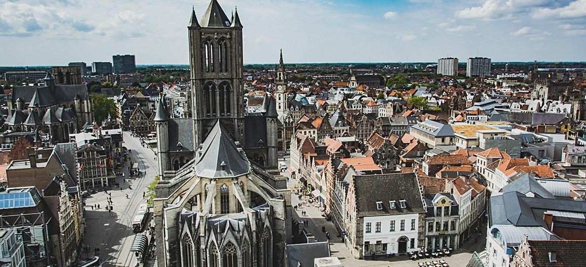 Gand, Belgique