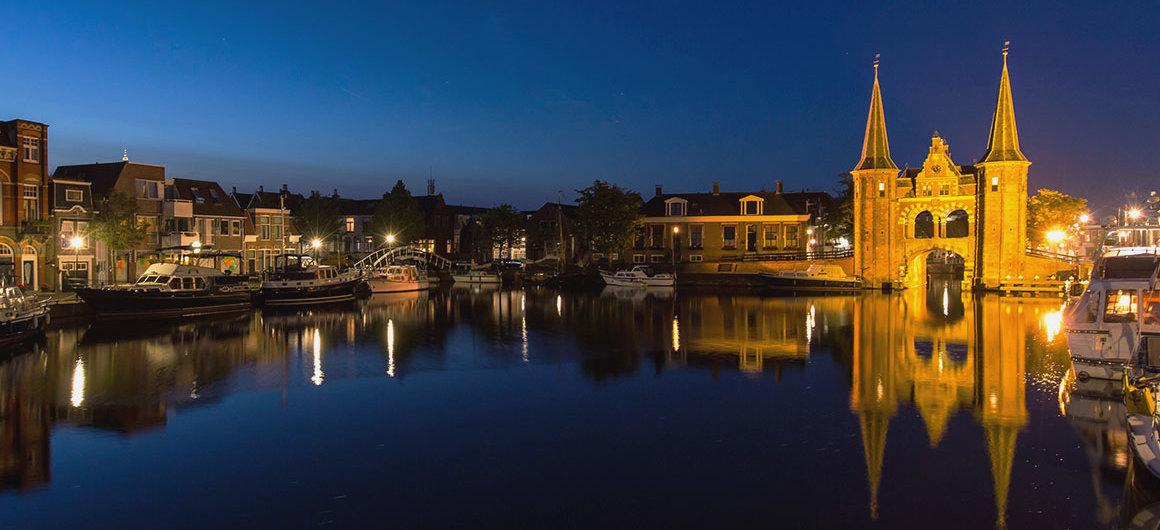 La Porte de l'eau (Waterpoort), Pays-Bas