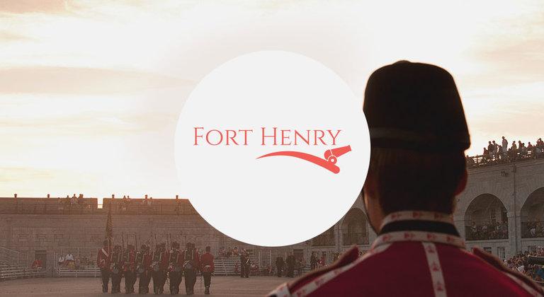 Fort Henry in Kanada