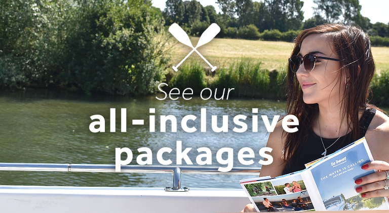 All-inclusive packages