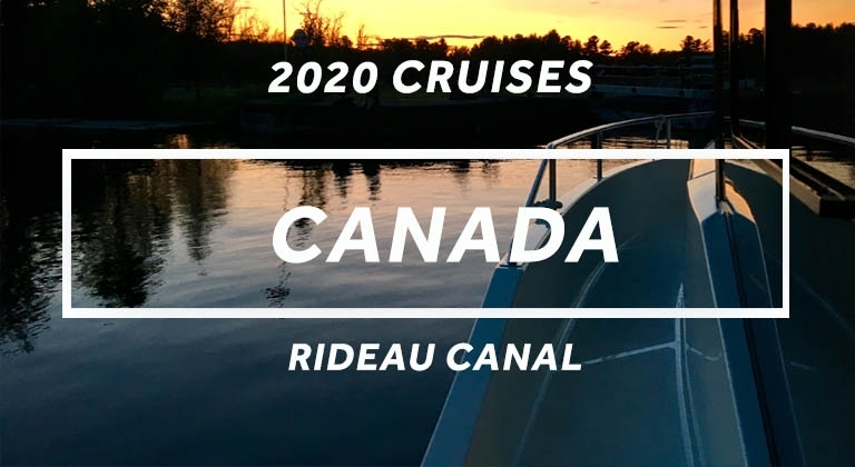 Cruise in Canada in 2020. Book early to save.