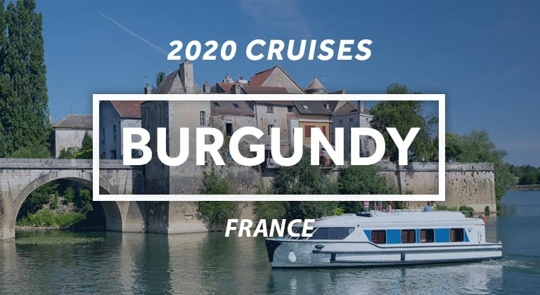 Save on a 2020 Le Boat houseboat vacation in the Burgundy region of France
