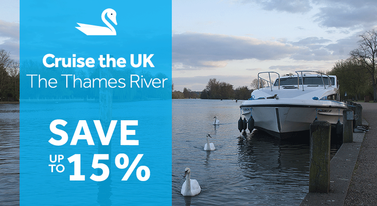 Le Boat - save up to 15% on the River Thames