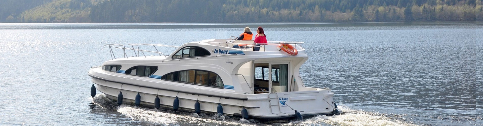 Le Boat - Comfort and Comfort Plus Boats