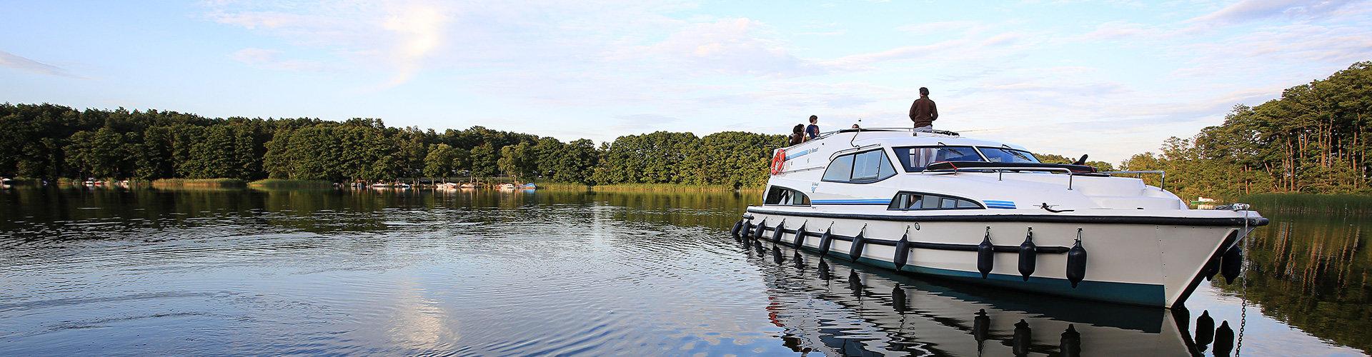 Le Boat bateaux