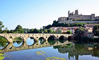 Pont à Béziers