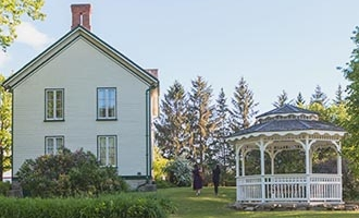 Musée Heritage House à Smiths Falls